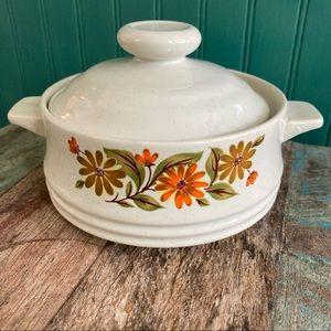 Vintage Capri Bake & Serve Stoneware Dish